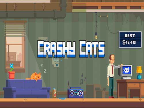 Crashy Cats: Trama del Gioco