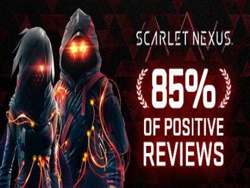 Scarlet Nexus: Videospiele Grundstück