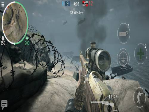 World War Heroes: WW2 FPS: Videospiele Grundstück