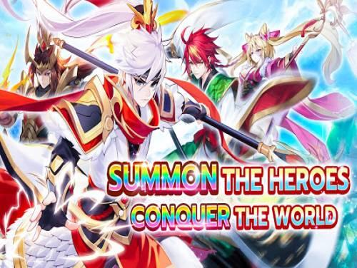 Dynasty Heroes: Legend of SamKok: Trama del Gioco