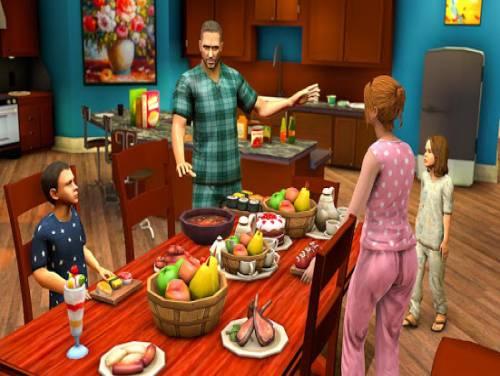 Family Dad Life - Dream Happy Family Games: Trama del Gioco