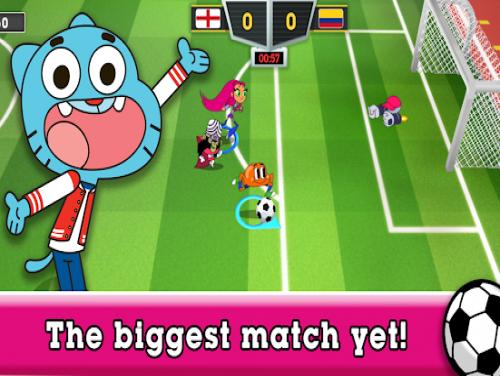 Toon Cup 2020 - Cartoon Network's Football Game: Verhaal van het Spel