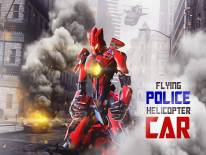 Flying Police Helicopter Car Transform Robot Games: Trucchi e Codici