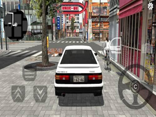 Tokyo Commute Driving Car Simulator: Verhaal van het Spel