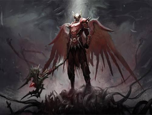 Blade of God : Vargr Souls: Trama del Gioco