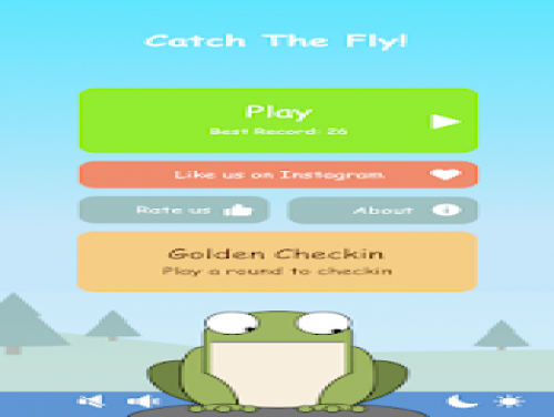 Catch The Fly: Trama del Gioco