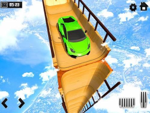 Sky Ramp Car Mega Stunts Big Jump: Trama del Gioco