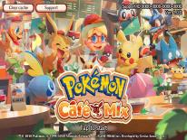 Pokémon Café Mix: Trucs en Codes