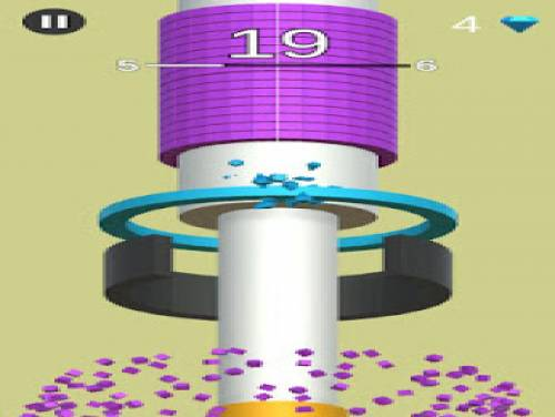 Helix Ring Obstacles: Trama del Gioco