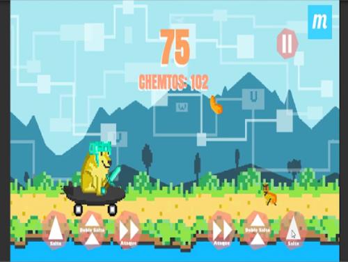 Cheems Jump: Сюжет игры