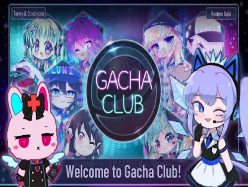 Gacha Club: Trame du jeu