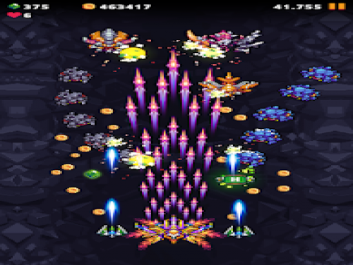 Galaxy Shooter - Falcon Squad Premium: Enredo do jogo