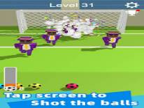 Straight Strike - 3D soccer shot game: Astuces et codes de triche