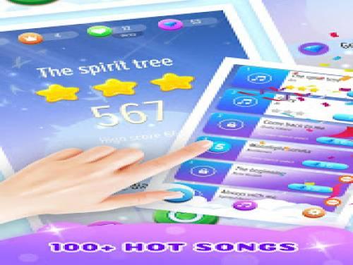 Piano Music Tiles 2 - Free Piano Game 2020: Trama del Gioco