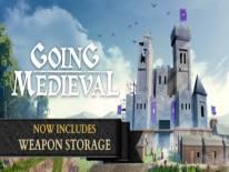 Going Medieval: Trainer (0.5.28.6): Bewerken: Intellectueel niveau, Bewerken: Medicijnniveau en Bewerken: Toespraakniveau