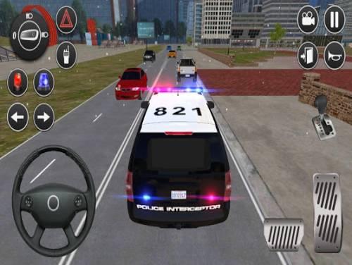 American Police Suv Driving: Car Games 2020: Trama del Gioco