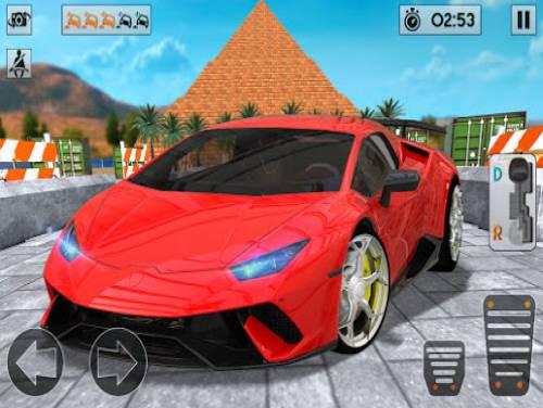 Sports Car parking 3D: Pro Car Parking Games 2020: Trama del Gioco