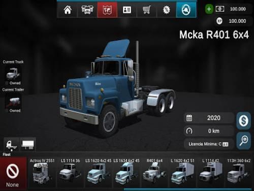 Grand Truck Simulator 2: Trama del juego