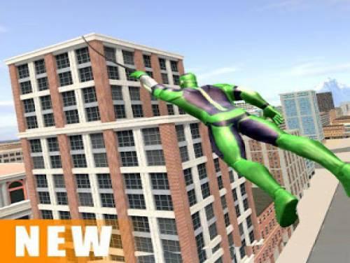 Miami Rope Hero Spider Open World Street Gangster: Trama del juego