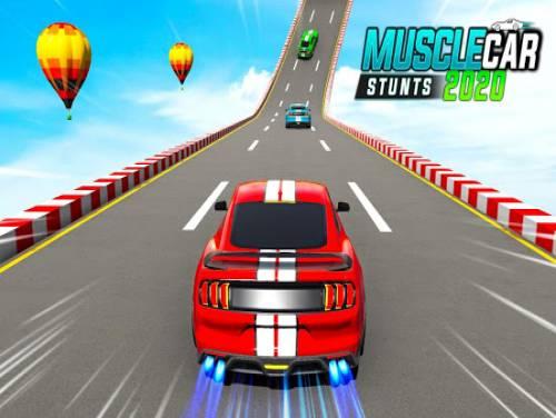 Muscle Car Stunts 2020: Mega Ramp Stunt Car Games: Trama del Gioco