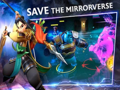 Disney Mirrorverse: Trama del Gioco