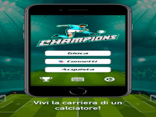 CHAMPIONS: The Football Game: Trama del Gioco