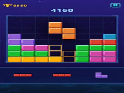 Brick Game: Trama del Gioco