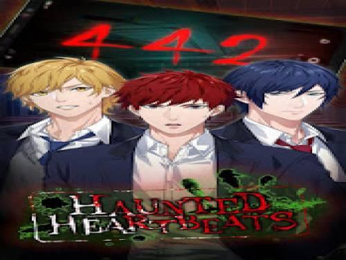 Haunted Heartbeats: Horror Otome Romance Novel: Trama del juego