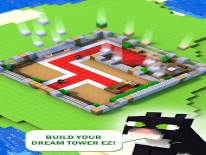 Trucchi e codici di Tower Craft 3D - Idle Block Building Game