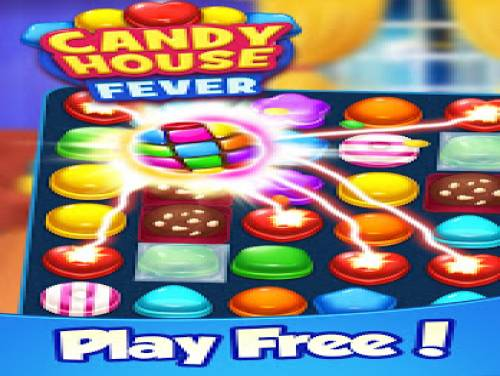 Candy House Fever - 2020 free match game: Trama del Gioco