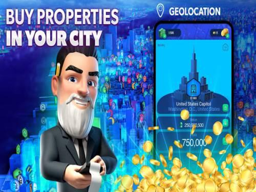 Landlord GO - Money & Property Business Simulator: Trama del Gioco