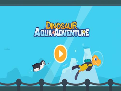Dinosaur Aqua Adventure - Ocean Games for kids: Verhaal van het Spel