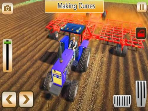 Tractor Trolley Driver Farming Simulator 2020: Verhaal van het Spel