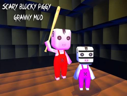 Scary Blocky Piggy Escape Granny Roblx Craft Mod: Verhaal van het Spel