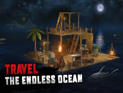 Survival on Raft: Ocean Nomad - Simulator: Trama del Gioco