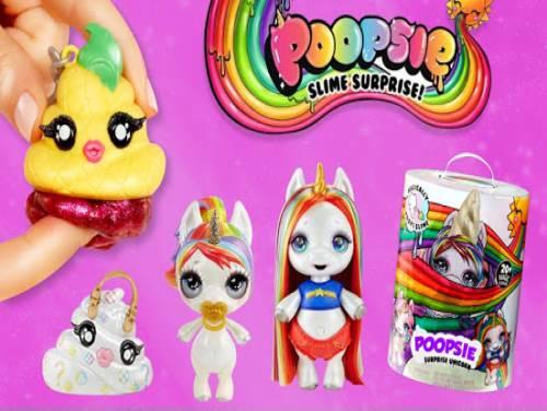 Unicorn Poop: Doll Slime Surprise Simulator: Trama del Gioco
