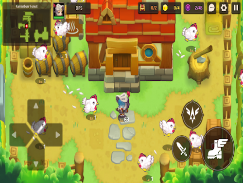 Guardian Tales: Enredo do jogo