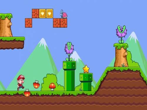 Bob's World 2 - Super Jungle Adventure: Enredo do jogo