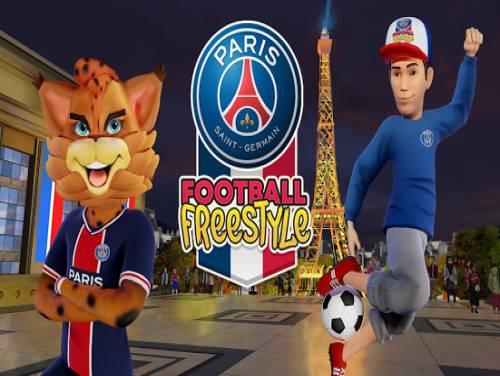 PSG Football Freestyle: Enredo do jogo