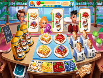 Cooking Sizzle: Master Chef: Cheats and cheat codes