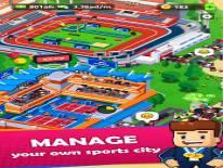 Sports City Tycoon Game - Crea un impero sportivo: Trucchi e Codici