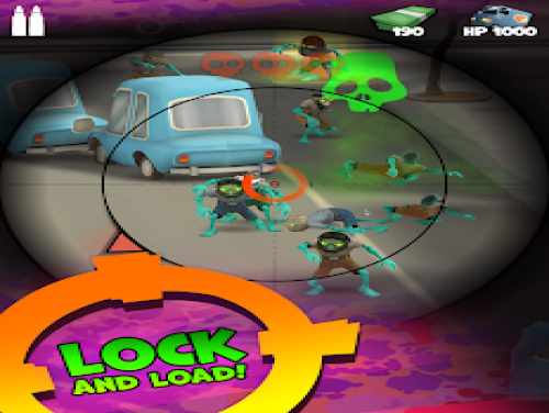 Snipers vs Thieves: Zombies!: Trama del Gioco