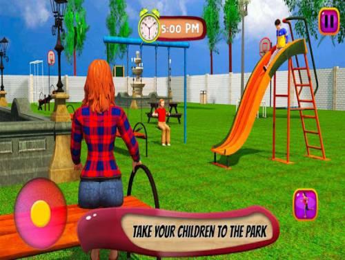 virtuale madre vita simulatore bambino cura Giochi: Trama del Gioco