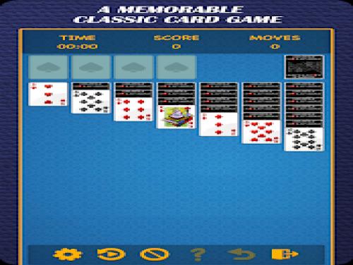 Solitaire Time - Classic Poker Puzzle Game: Trama del Gioco