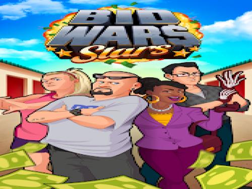 Bid Wars Stars - battaglie all'asta multiplayer: Videospiele Grundstück