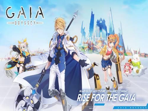 Gaia Odyssey: Videospiele Grundstück