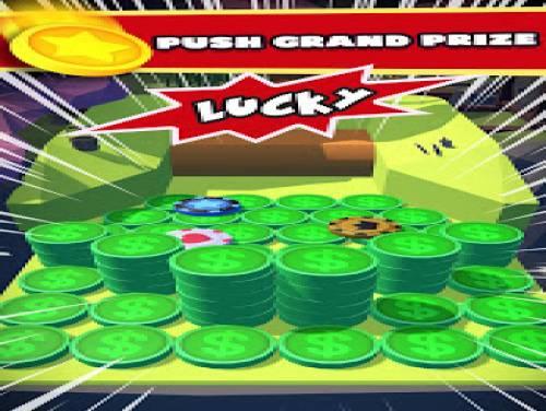 Lucky Pusher - Win Big Rewards: Videospiele Grundstück