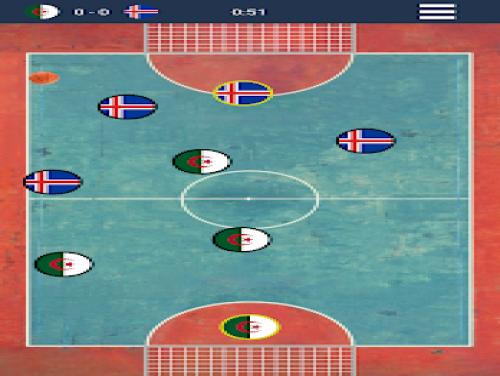 Pong Soccer: Videospiele Grundstück