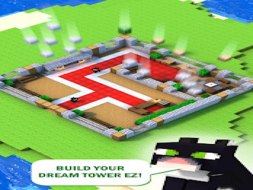 Tower Craft 3D - Idle game di costruzione: Videospiele Grundstück