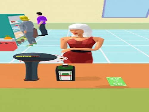Cashier 3D: Videospiele Grundstück
